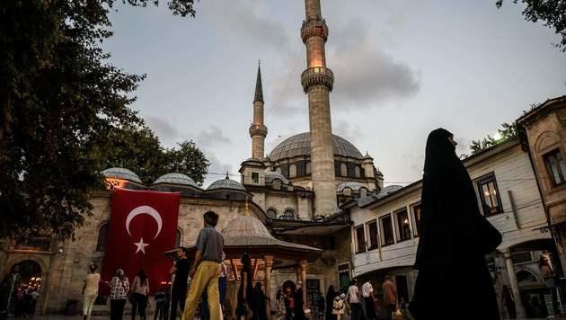 Türkei: 9000 neue Moscheen in 10 Jahren errichtet (Bild: AFP)