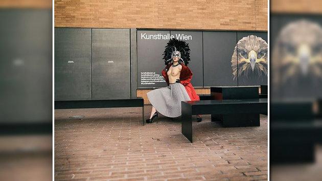"""""""Fotokünstlerin aus Wien erobert Miami (Bild: Giulietta delConte)"""""""