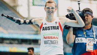 Matzinger holt �ber 400 Meter unsere 8. Medaille! (Bild: GEPA)