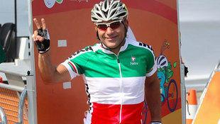 Paralympics-Drama: Radler stirbt bei fatalem Sturz (Bild: Paralympics-Komitee Iran)