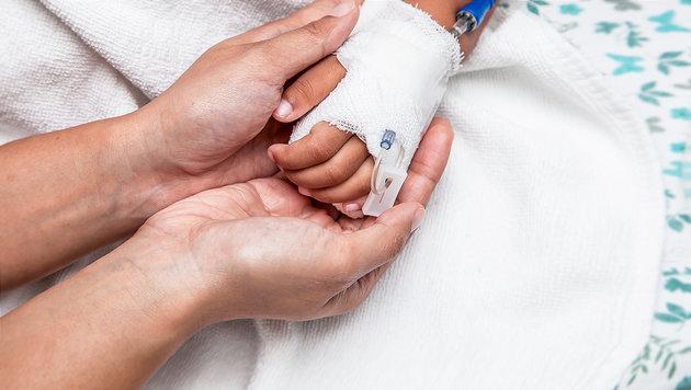 Belgien: Erstmals Sterbehilfe für todkrankes Kind (Bild: thinkstockphotos.de (Symbolbild))