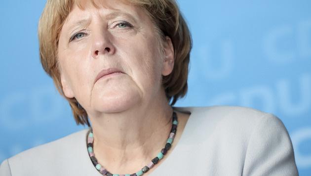 Bei allen Landtagswahlen in diesem Jahr verlor die Partei von Kanzlerin Angela Merkel Stimmen. (Bild: APA/dpa/Michael Kappeler)