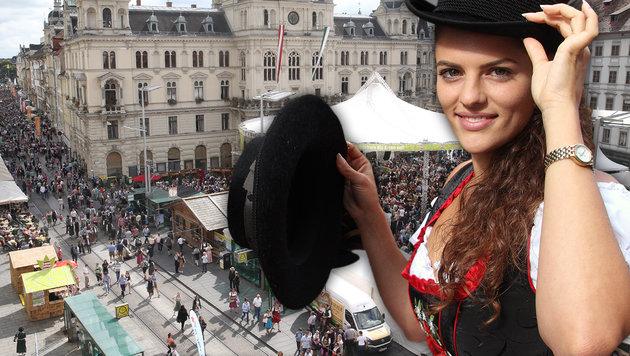 Die besten Bilder vom großen Aufsteirern in Graz (Bild: Sepp Pail, Christian Jauschowetz)