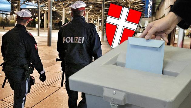 Die Übergriffe am Praterstern waren Hauptthema des Wahlkampfes in der Leopoldstadt. (Bild: Reinhard Holl, APA/HERBERT PFARRHOFER)