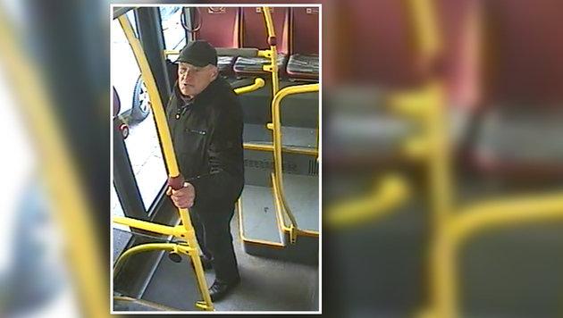 Die Wiener Polizei bittet um Mithilfe: Wer kennt diesen Mann? (Bild: LPD WIEN)