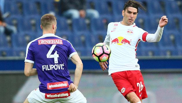 "Soriano-Triplepack bei ""Bullen""-Sieg gegen Austria (Bild: GEPA)"