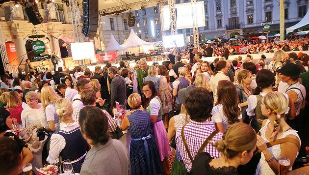 Die besten Bilder vom großen Aufsteirern in Graz (Bild: Sepp Pail)