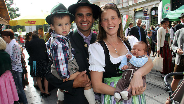 Die besten Bilder vom großen Aufsteirern in Graz (Bild: Christian Jauschowetz)