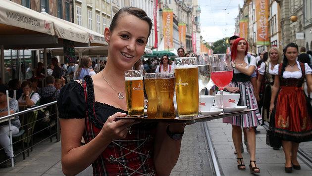 Die besten Bilder vom großen Aufsteirern in Graz (Bild: Jürgen Radspieler)