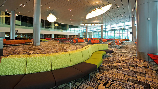 Mann lebte drei Wochen in Airport-Luxus-Lounges (Bild: Civil Aviation Authority of Singapore)