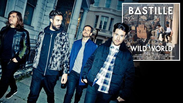 """Bastille: """"Wir sind nicht eindimensional!"""" (Bild: Universal Music)"""