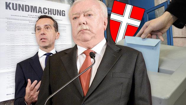"""Häupl sauer: """"SPÖ auf """"Kerngröße"""" geschrumpft"""" (Bild: APA)"""