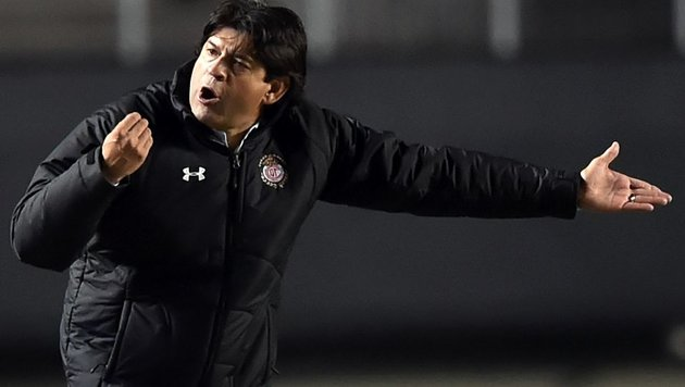 Jose Saturnino Cardozo (Bild: APA/AFP/NELSON ALMEIDA)