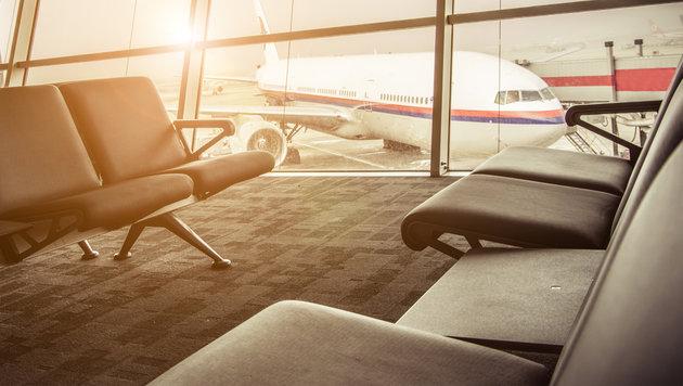 Mann lebte drei Wochen in Airport-Luxus-Lounges (Bild: thinkstockphotos.de (Symbolbild))