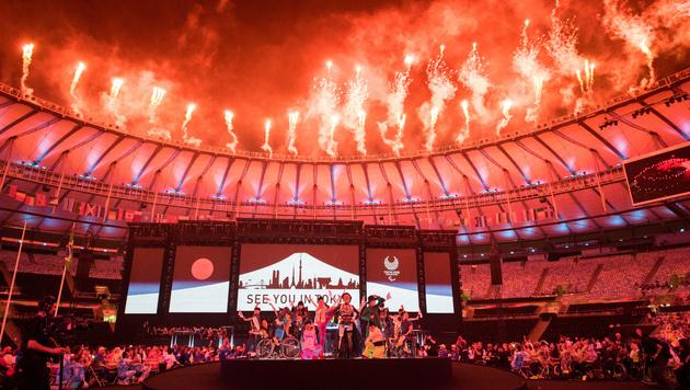 Paralympics beendet: 9 Medaillen für Österreich (Bild: IOC)
