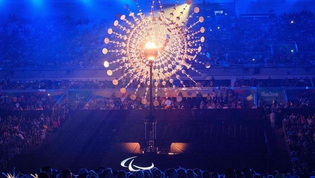 Paralympics beendet: 9 Medaillen für Österreich (Bild: AFP)