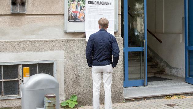 So sehen die Leopoldstädter den Wahlausgang (Bild: APA/Georg Hochmuth)