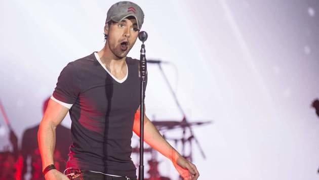 Superstar Enrique Iglesias kommt live nach Wien! (Bild: Viennareport)