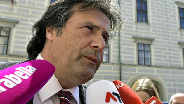 Tiroler SPÖ-Chef Ingo Mayr tritt zurück (Bild: APA/HERBERT NEUBAUER)