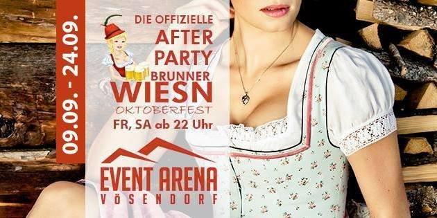 """""""Top 10: Die besten Dirndl-Partys der City! (Bild: Event Arena Vösendorf)"""""""