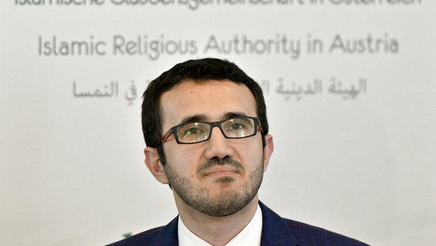 Ibrahim Olgun, Präsident der Islamischen Glaubensgemeinschaft (Bild: APA/HERBERT NEUBAUER)