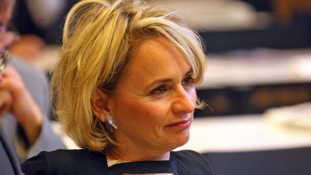 Die Lienzer Bürgermeisterin Elisabeth Blanik (Bild: Christof Birbaumer)