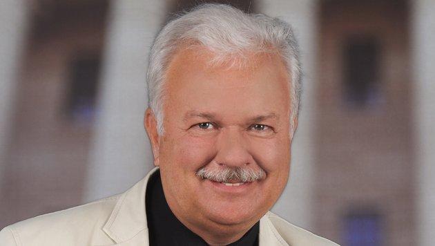 Kurt Staska, Bürgermeister von Baden tritt zurück. (Bild: Stadtgemeinde Baden)