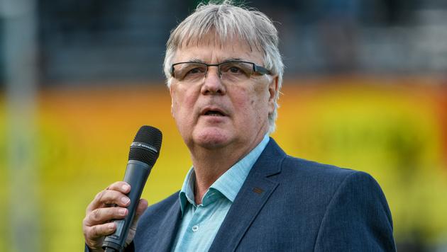 """Nagel kritisiert 16er-Liga: """"Reform ohne Sieger!"""" (Bild: GEPA)"""