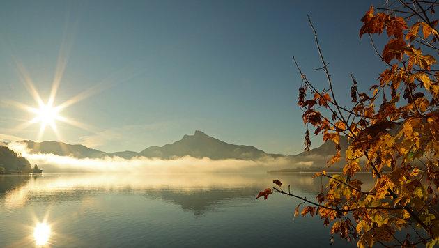 Mondsee (Bild: Peter Witzelsteiner)