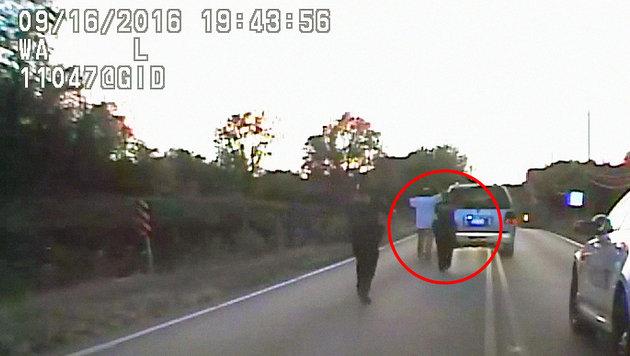USA: Polizistin erschießt unbewaffneten Schwarzen (Bild: Tulsa Police Department)