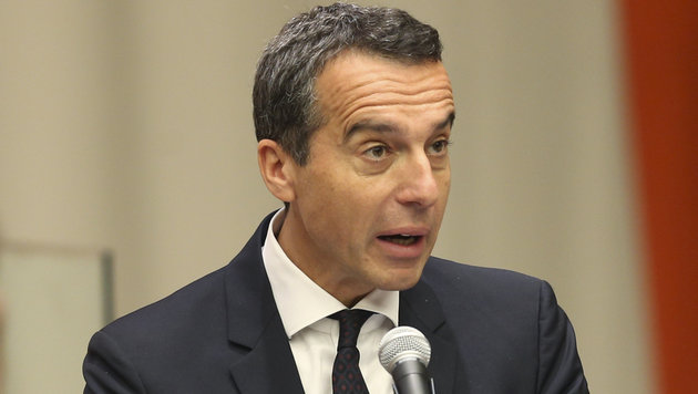 Bundeskanzler Kern (Bild: ASSOCIATED PRESS)