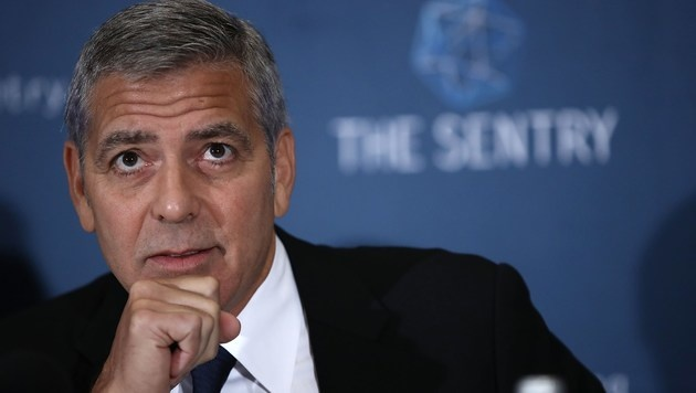 George Clooney (Bild: APA/AFP/GETTY IMAGES/WIN MCNAMEE)