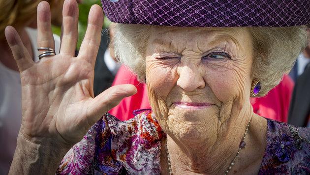 Prinzessin Beatrix (Bild: Viennareport)