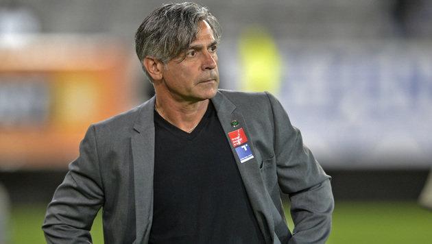 Innsbruck trennt sich von Trainer Jacobacci (Bild: GEPA)