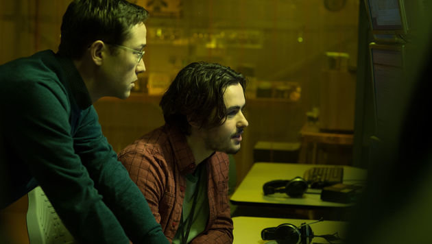 "Joseph Gordon-Levitt ist ""Snowden"" (Bild: Universum Film)"
