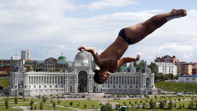 Orlando Duque: Das ist sein Österreich-Geheimnis! (Bild: AFP)