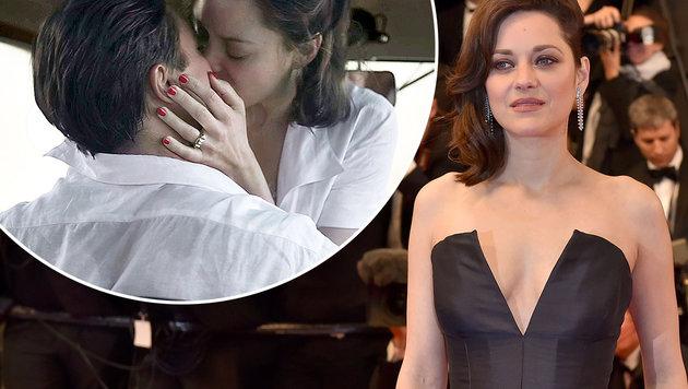 Hatte Brad Pitt eine Affäre mit Marion Cotillard? (Bild: APA/AFPLOIC VENANCE, Viennareport)