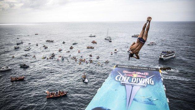 Orlando Duque: Das ist sein Österreich-Geheimnis! (Bild: Red Bull Content Pool)
