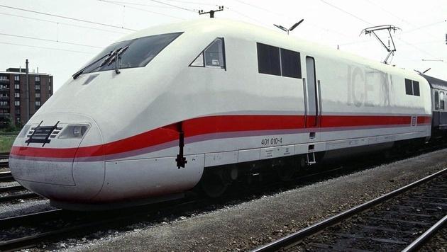 """Der ICE-Zug """"Prinz Eugen"""" von Wien nach Hamburg (Archivbild) (Bild: APA)"""