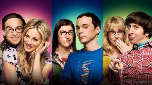 """""""Big Bang Theory""""-Stars sind die Top-Verdiener (Bild: CBS)"""