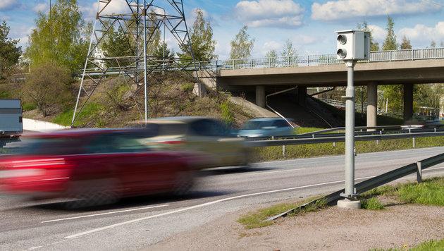 Gurtenmuffel werden mit Radarfoto gestraft (Bild: thinkstockphotos.de (Symbolbild))