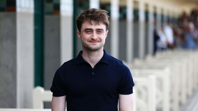 Daniel Radcliffe (Bild: APA/AFP/CHARLY TRIBALLEAU)