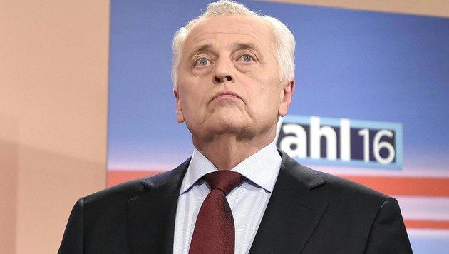 Roter Politiker statt Fachmann als BSO-Pr�sident (Bild: APA/HELMUT FOHRINGER)