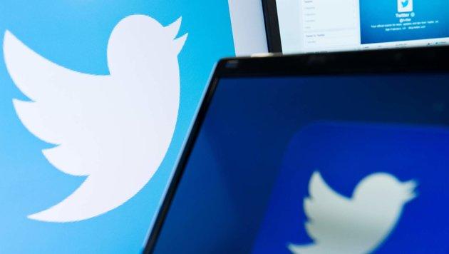 Twitter verschärft Vorgehen gegen Hassposter (Bild: APA/AFP/Leon Neal)