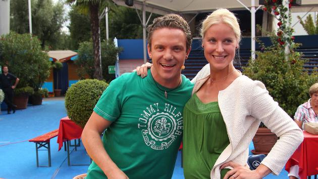 Stefan Mross und seine Susanne (Bild: Viennareport)