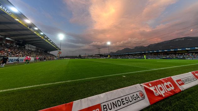 Altach auf dem Weg zur Bundesliga-Konstante (Bild: GEPA)