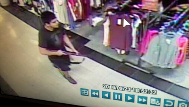 Schütze nach Angriff in US-Einkaufszentrum gefasst (Bild: Washington State Patrol)