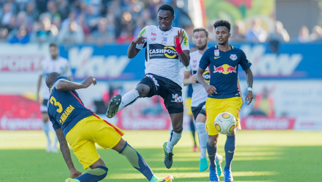 Altach - Salzburg 0:0 - das Highlight-Video (Bild: APA/DIETMAR STIPLOVSEK)