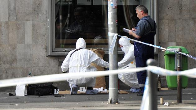Budapest: Rätseln um Explosion eines Sprengsatzes (Bild: ASSOCIATED PRESS)