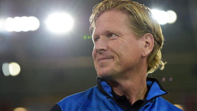 Ex-Hoffenheim-Coach Gisdol wird Trainer beim HSV (Bild: GEPA)